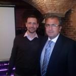 Osteopatia -Jonathan Bailey con Pepe Soler (Bruselas 2013)