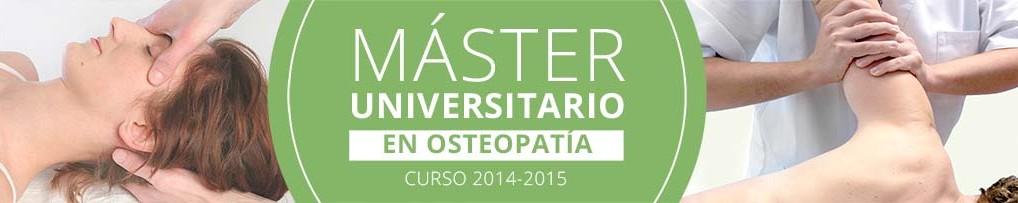 Escuela Universitaria Osteopatía