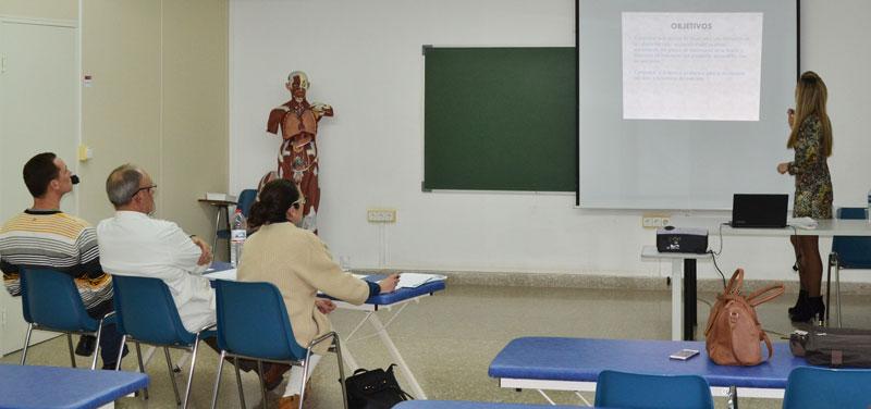 TFM del Máster Universitario en Osteopatía