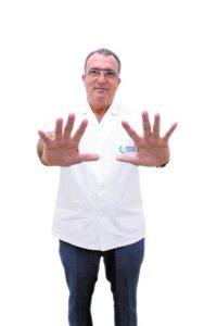 Director técnico de la Escuela Universitaria de Osteopatía