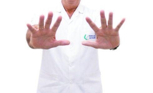 Nuestro máster en osteopatía completa la formación de los fisioterapeutas