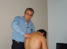 Beneficios para mejorar la seguridad de la terapia manual de la columna cervical