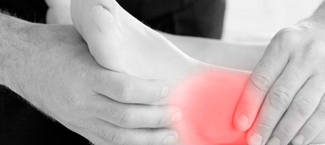 Lesiones comunes de pie y tobillo, la mejor manera de gestionar